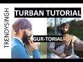 Trendy Gur - Turban tutorial