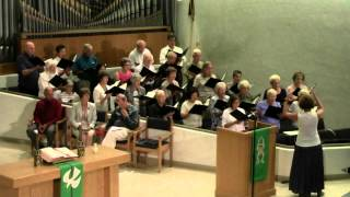 Be Thou My Vision, Irish Folk Song, arr. Carlton Young