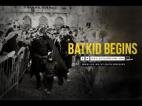Indiegogo Trailer: Batkid Begins