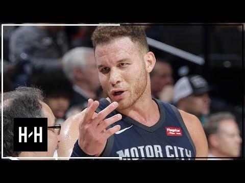 Detroit Pistons vs Sacramento Kings - Highlights | March 19, 2018 | 2017-18 NBA Season