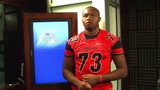 Varsity All-State Football - Mildren Montgomery (2014-01-02)