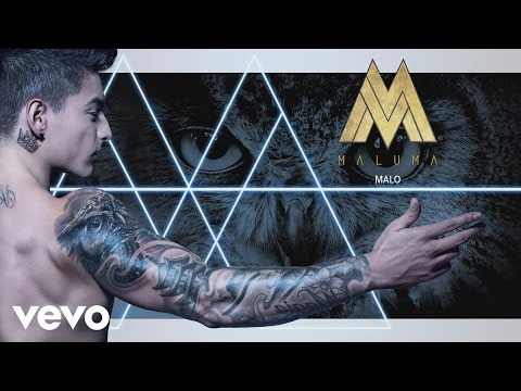 Maluma - Malo (Cover Audio)