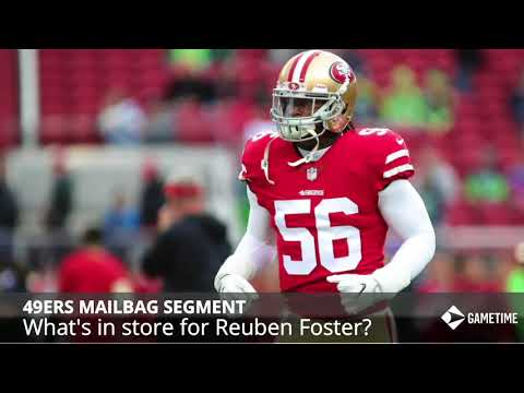 49ers Mailbag: Signing Dez Bryant, Future For Reuben Foster, And Projected Starting Guards - 동영상