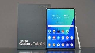 Samsung Galaxy Tab S4 LEAKED!