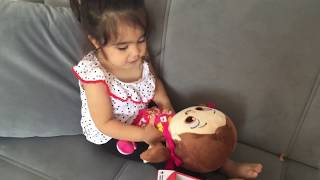 Sürpriz!Rana NİLOYA Bebeğini Çok Sevdi.Çocuk Videosu