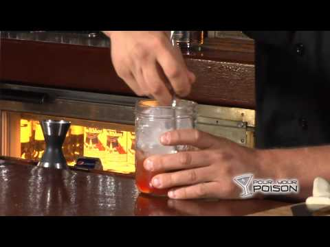 How to make an Old Fashion Sweet - The Wisconsin Way