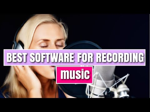 best recording music software for pc