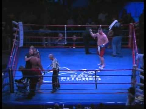 "(2 of 3) MMA Mark ""Big Daddy Beeker"" George vs. Mehdi Hassan 06/12/2009"