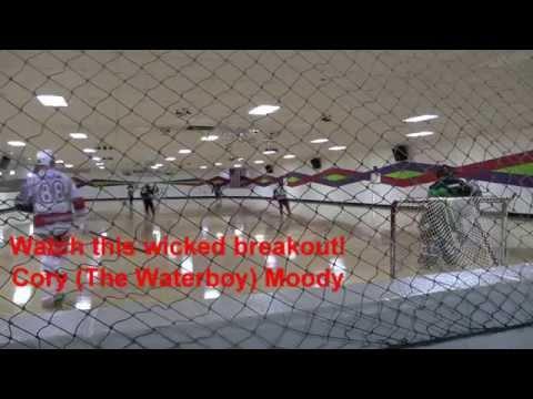 Roller City - Inline Hockey Wichita, KS  Albino Rhinos vs Spider Monkeys