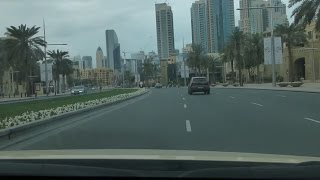 Business Bay to Downtown by taxi