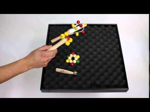 Color Bell Stick - 6 Bells - 1+ video