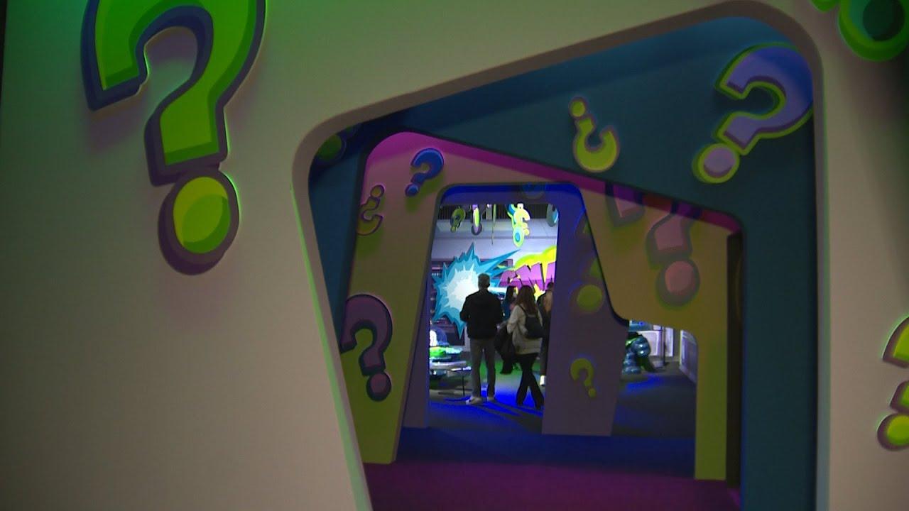 Ifema acoge la primera exposición dedicada a los 'SuperThings' - YouTube