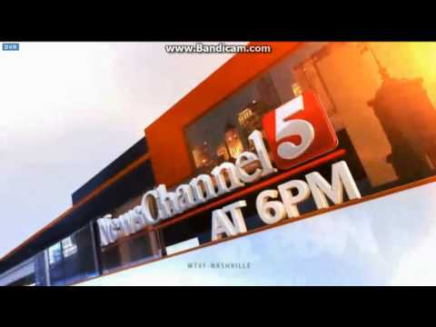 WTVF: NewsChannel 5 At 6pm Open--2016