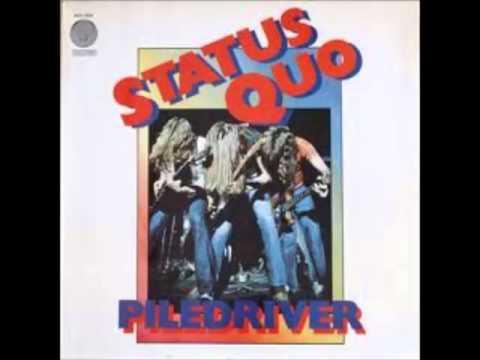 status quo piledriver ( full album ) from vinyl