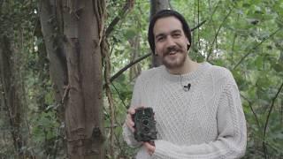 Waterproof Wildlife Trail HD Camera with PIR Triggering