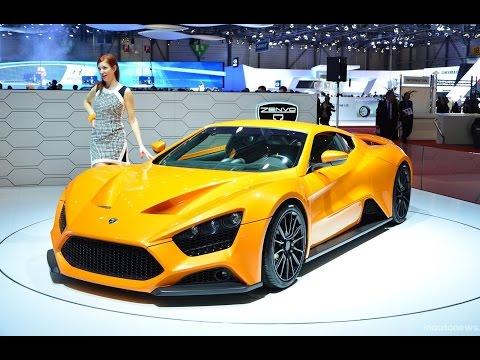 Amazing Sport Cars أروع وأغلى السيارات الرياضية في العالم