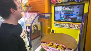 """Spooky Japan Series #10 - """"table Flip"""" Arcade Game."""