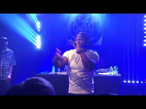 Youtube: Ol'Kainry / Danny Dan DANS LA SONO ; SCÈNES DE BATARD live TOULOUSE