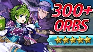 Fire Emblem Heroes - 300+ Orbs Summons + GIVEAWAY!: FLIER NINO, KARLA & LEGAULT! [Scattered Fangs]