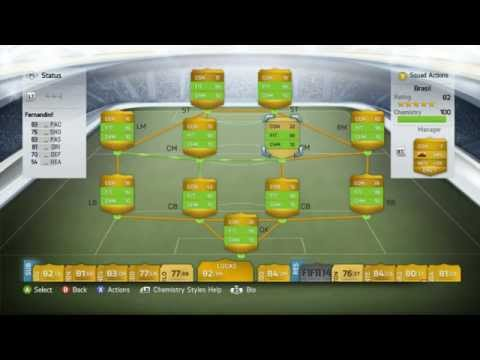 FIFA 14 UT игра с подписчиком и общение в группе Raidcall ID 6724741 (запись от 25.07.2014)