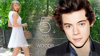 TAYLOR SWIFT Out of the Woods Lyrics song about Harry Styles from One Direction