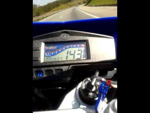Amaciando motor Yamaha XTZ 250 Lander 2014