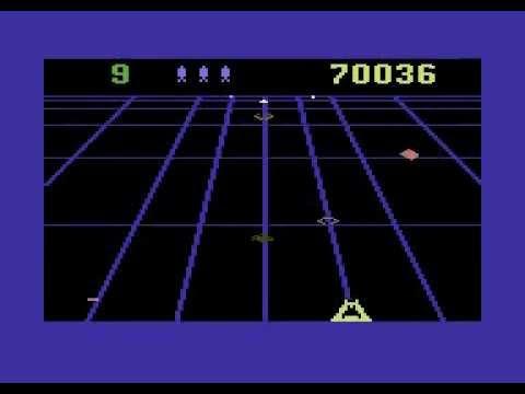 Beamrider C64 Longplay (Sector 27)