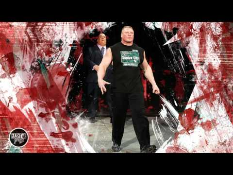 2016: Brock Lesnar 7th WWE Theme Song -