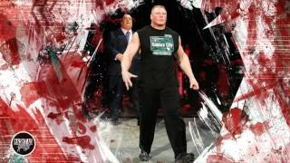 "2016: Brock Lesnar 7th WWE Theme Song - ""Next Big Thing"" (Remastered) + Download Link ᴴᴰ"