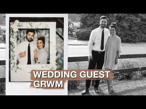 WEDDING GUEST GRWM | Julia Adams thumbnail