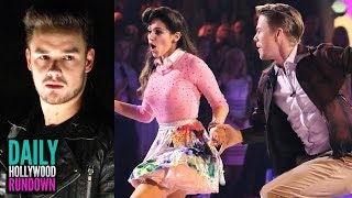 Liam Payne Breaks Arm Partying In Vegas? - Bethany Mota Dancing With The Stars Debut! (DHR)