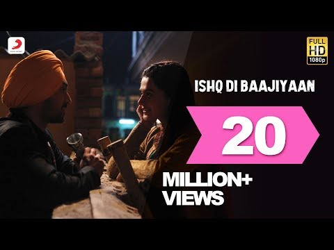 Ishq Di Baajiyaan Video Song - Soorma