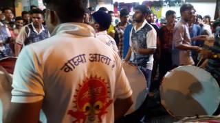 thanyacha-maharaha-aagman-sohala-2016-waghya-ala-re-group--