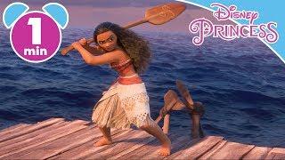 Moana | Moana Rescues Hei Hei  | Disney Princess #ADVERT