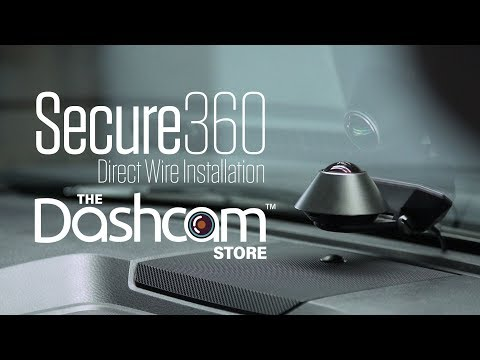 Waylens Secure360 Direct Wire Installation At The Dashcam Store