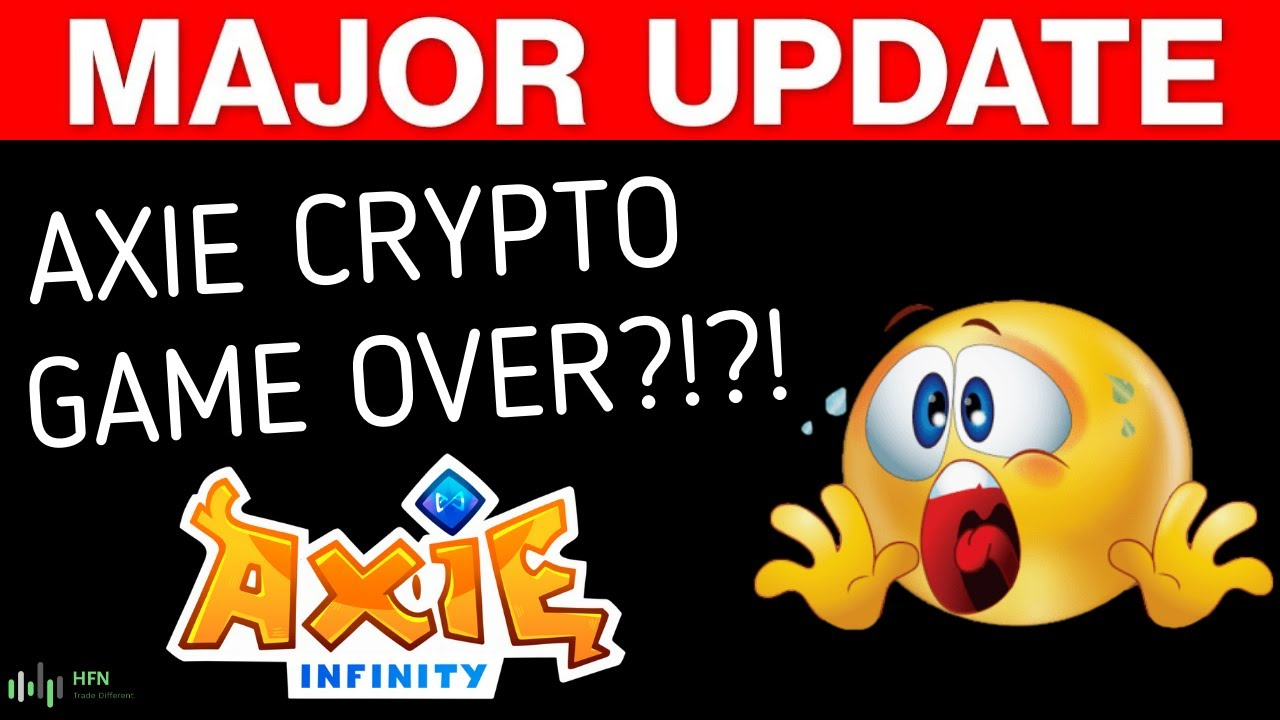 ⭐️ AXS Crypto Price Prediction – Game Over For AXS Coin? Axie Infinity