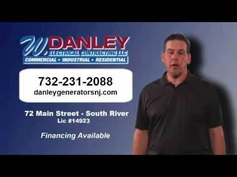 Generator Installation Clinton NJ - (732) 231-2088 - Danley Electricians and Emergency Repair