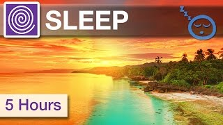 5 Hours of Deep Sleep Music : Insomnia, Delta Waves, Sleep Music, Dream Music
