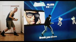 "02. Everybody Dance PS3 - ""Usher ft. will.i.am - OMG"" Professional 100% 5 stars"