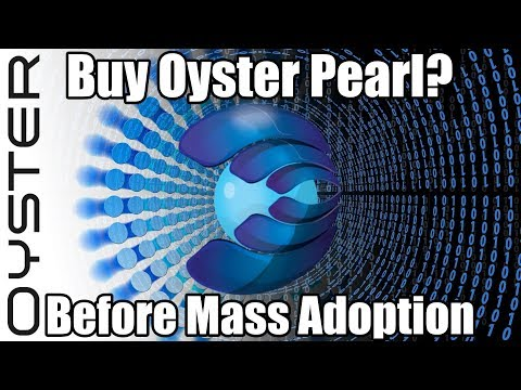 Buy Oyster Pearl? IOTA Meets Ethereum For Cloud Storage