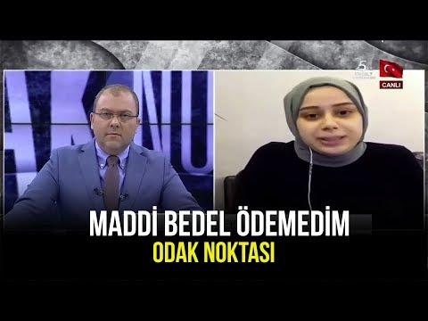 """Büşra Nur Çalar'ın """"Şatafatlı Mevlid"""" Açıklaması - Odak Noktası - 19 Kasım 2019"""
