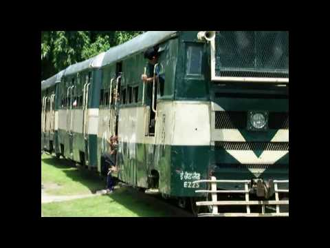 Indian Railways: Toy Train from Shantipur via Krishnanagar to Nabadwipghat [Part 02 of 02]
