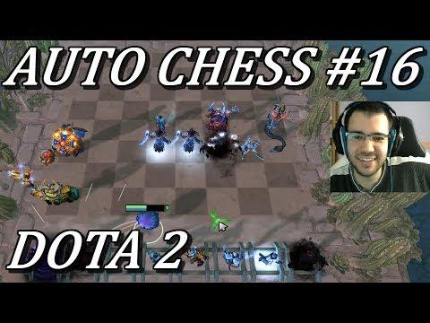 AUTO CHESS Druid, Mage, SF BUILD! Gameplay Dota 2 thumbnail