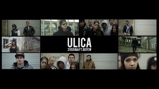 Zverina feat. Refew - ULICA prod.ELPE (OFFICIAL VIDEO)