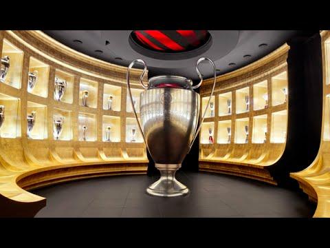 AC Milan Museum  YouTube