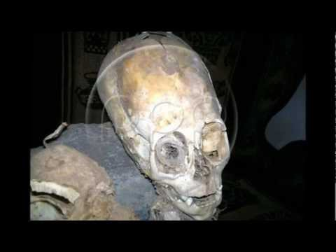 Alien Mumie in Peru entdeckt