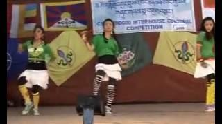 Hey Ya - Kidnap by Mundgod Tibetan High School Girls