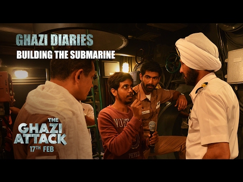 The Ghazi Attack | Building The Submarine...
