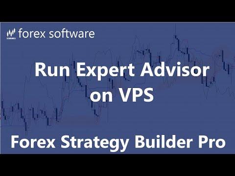 Run Expert Advisor on VPS