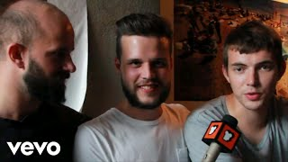 White Lies - Toazted Interview (part 1)